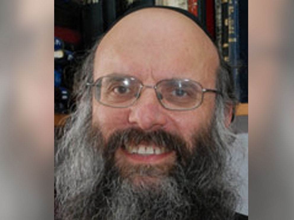 PHOTO: Rabbi Moshe Twersky is seen in this undated photo provided by the Israeli Ministry of Foreign Affairs.