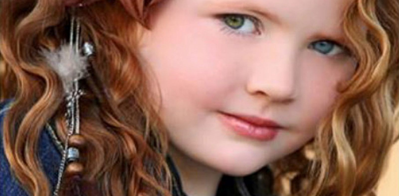 PHOTO: Piper Parks, 6, competes in two or three beauty pageants a month.