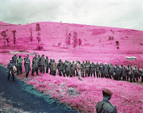 ht richard mosse 06 jp 120316 wblog Richard Mosses Beautifully Violent Infra