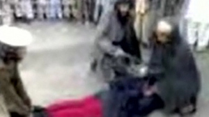 Taliban in Swat punishment beat teenage girl