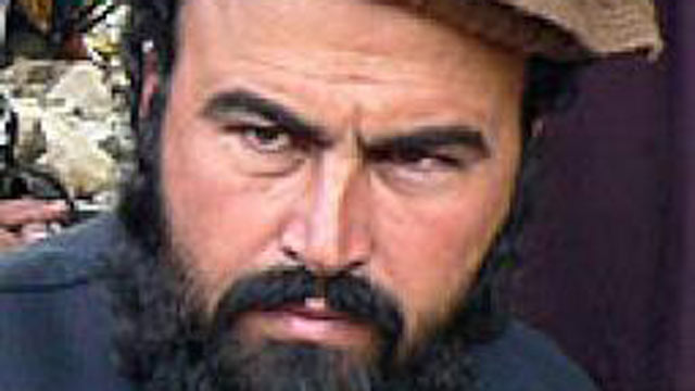 PHOTO: Wali Ur Rehman, second in command and chief military strategist of Tehrik-e-Taliban Pakistan (TTP).