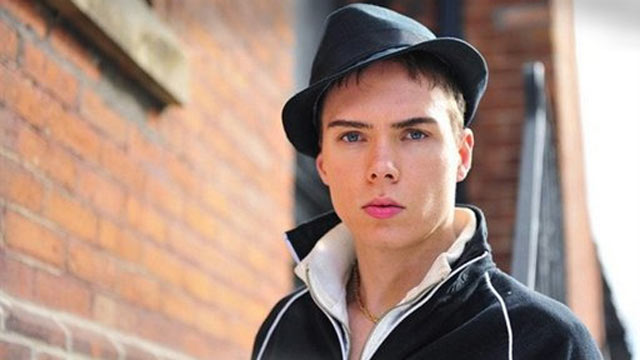 PHOTO: Luka Rocco Magnotta is shown here in this file photo from his website.
