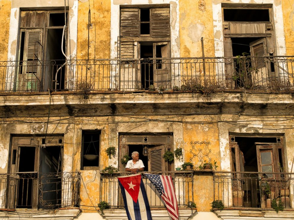 The Changing Face of Cuba