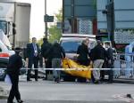 PHOTO: London crime scene