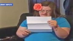 VIDEO: Girl With Down Syndrome Reacts to College Acceptance Letter