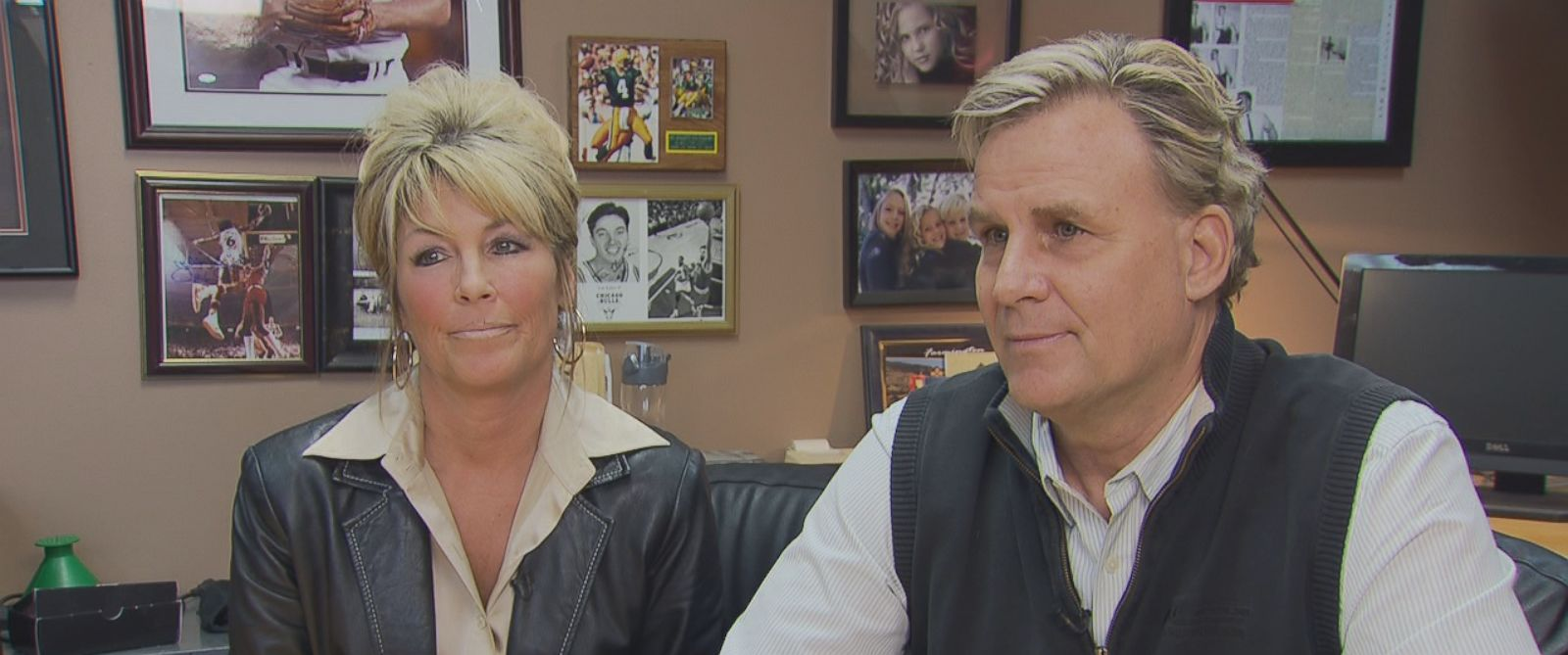PHOTO: Sam and Jodie Russell are the masterminds behind the dating website, WhereWhitePeopleMeet.com.
