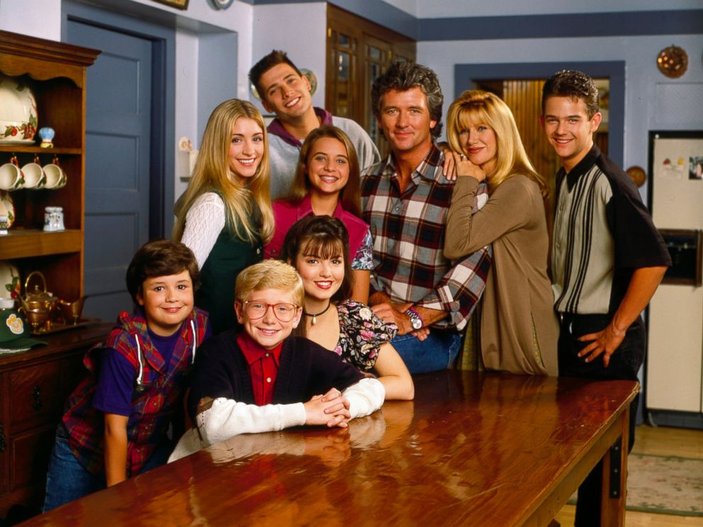 PHOTO: Cast of Step By Step.