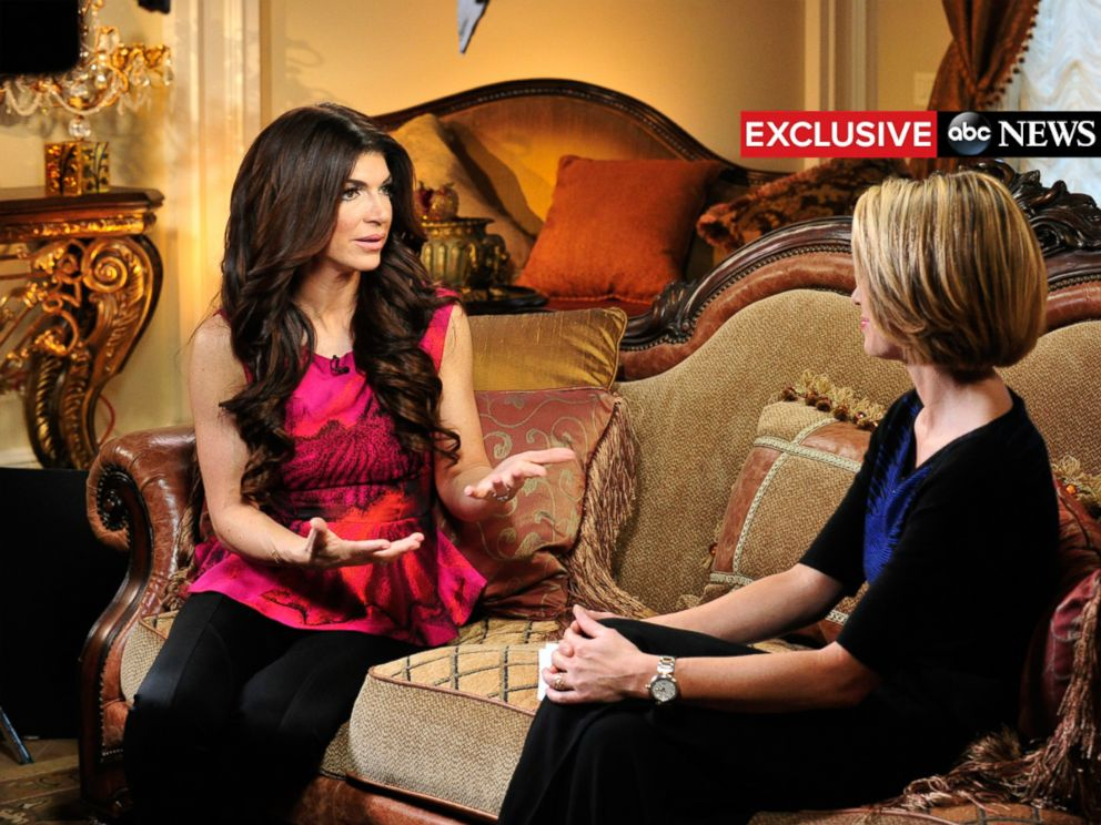 Teresa Giudice Talks Finances, Prison, Future in Exclusive