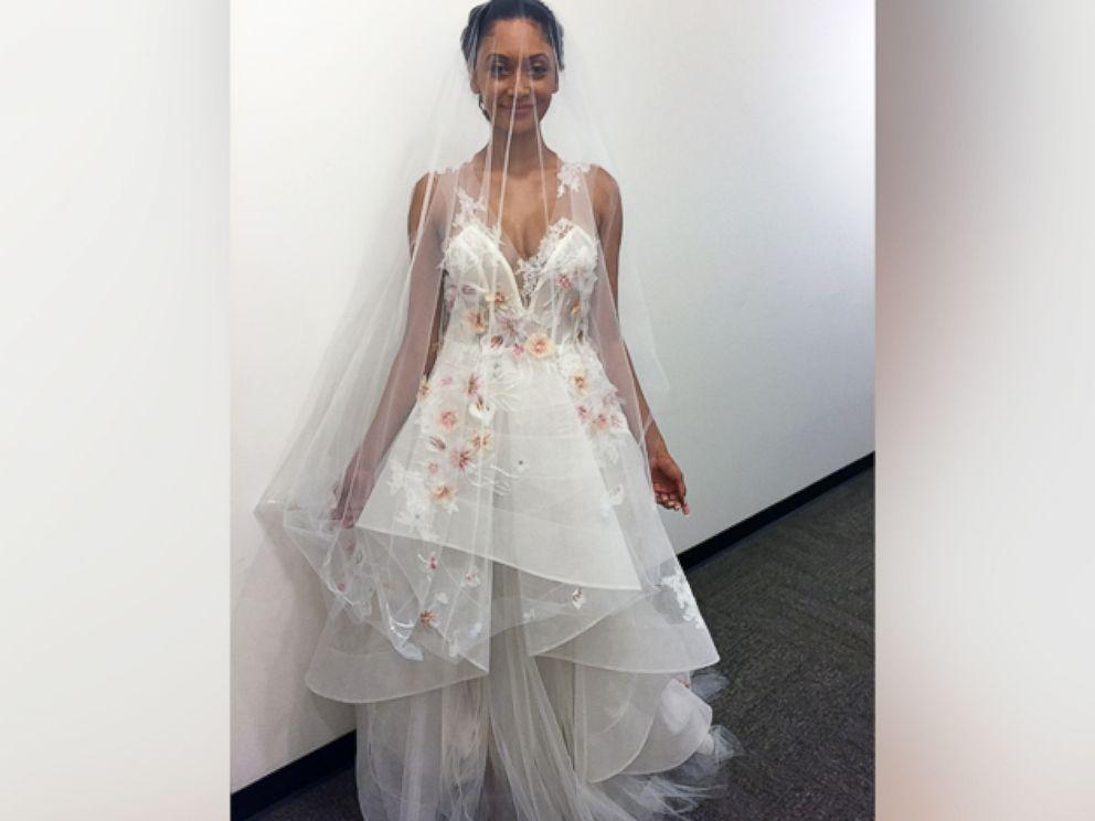 stewart weddings picks the hottest wedding dress looks of the season