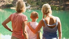 PHOTO: A formula has been developed for what makes the perfect family vacation.