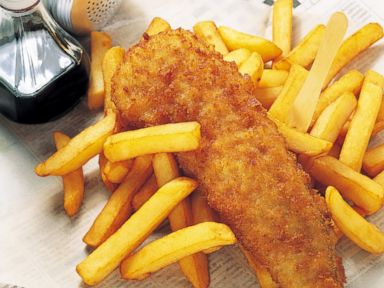 PHOTO: Fish and Chips