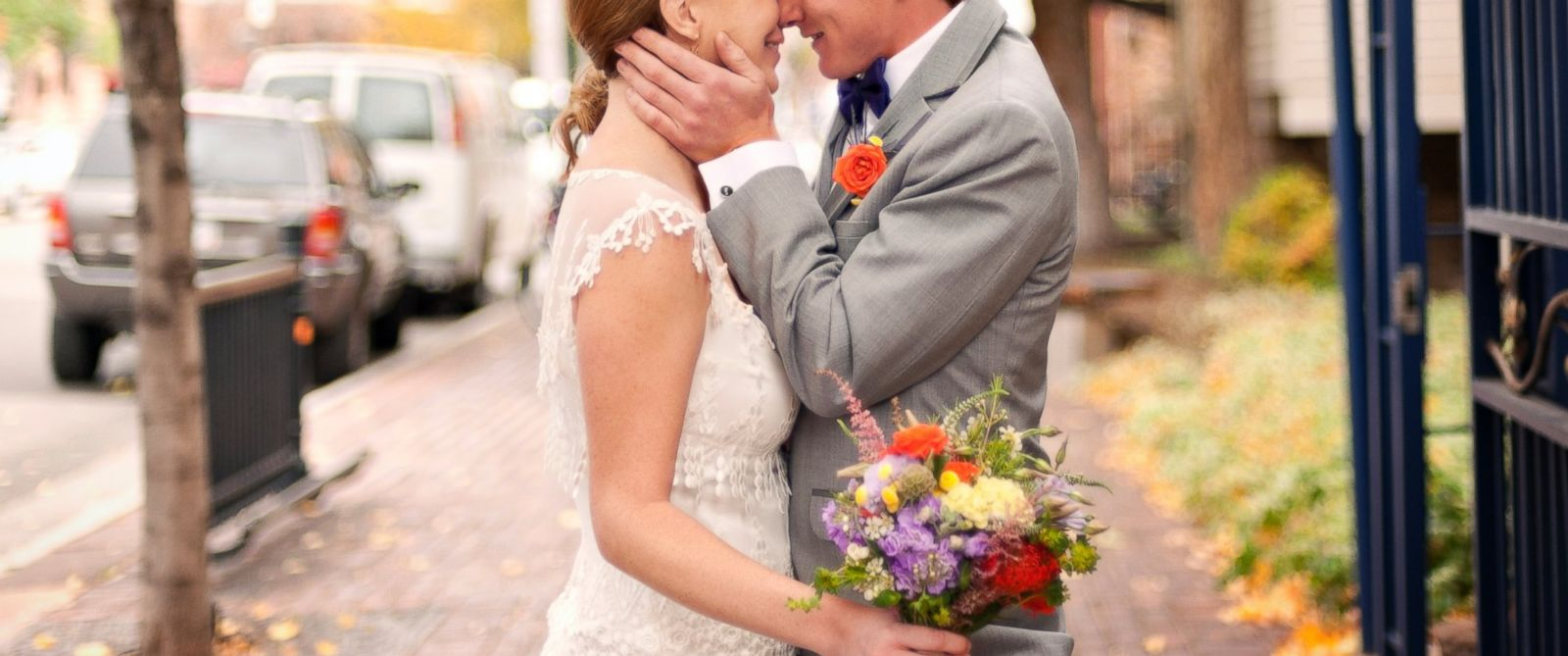 PHOTO: Flash weddings and elopements are gaining popularity.