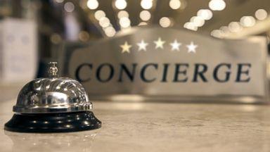 PHOTO: Concierge Bell