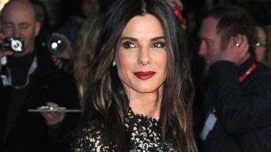 """PHOTO: Sandra Bullock attends a screening of the film """"Gravity"""" during the 57th BFI London Film Festival at Odeon Leicester Square, Oct. 10, 2013, in London."""