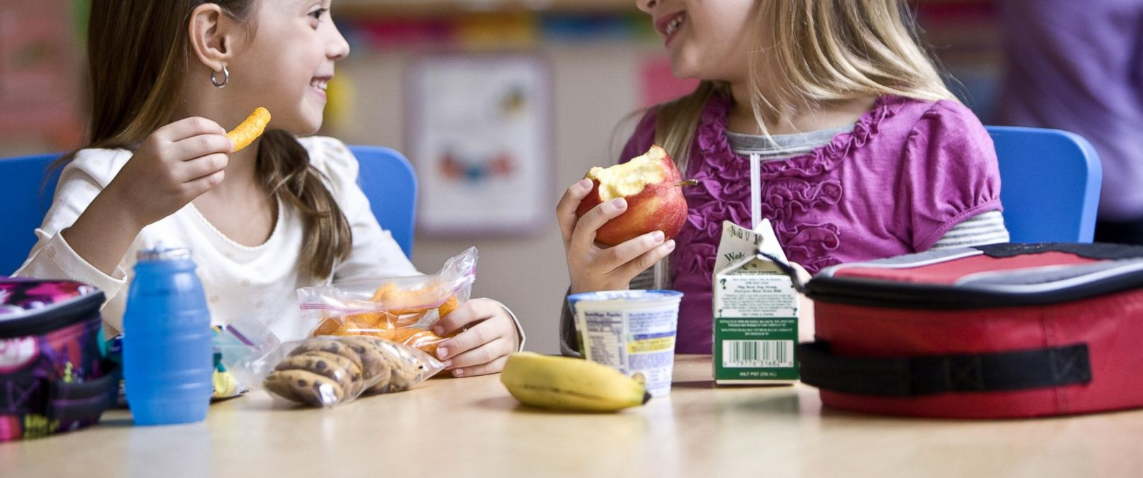 The Problem with Your Child's School Lunch - Parents