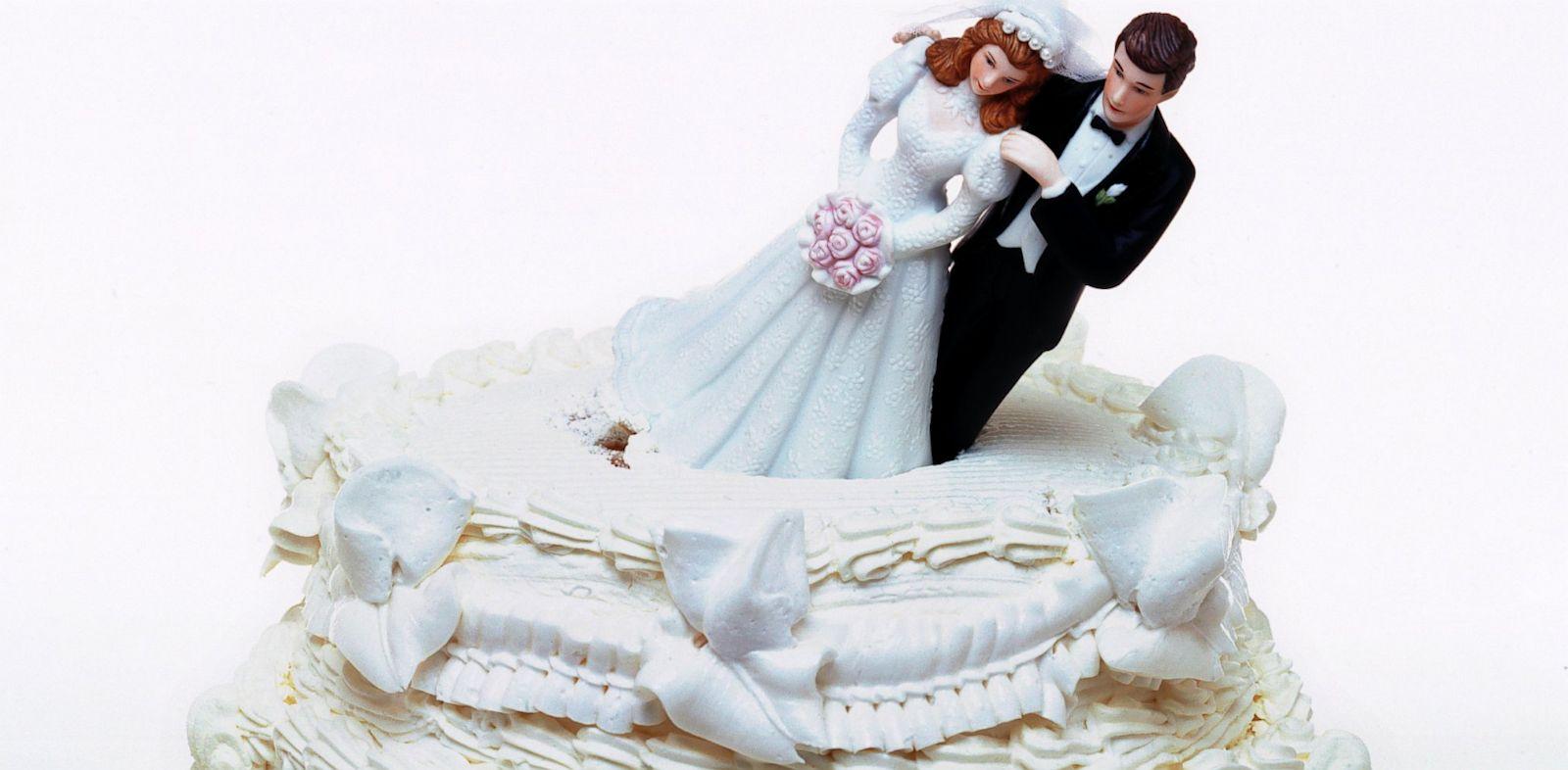 PHOTO: budget impasse impacting countless weddings