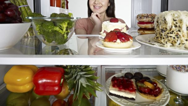 PHOTO: A dislike of fruits and vegetables can get you stuck in a weight-loss rut.