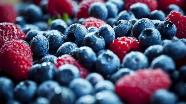 PHOTO: Tart, fresh berries have a flavor profile similar to pinot noirs.