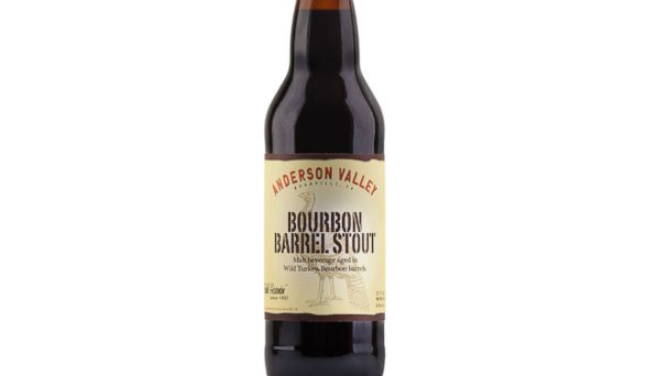PHOTO: Anderson Valley Wild Turkey Bourbon Barrel Stout