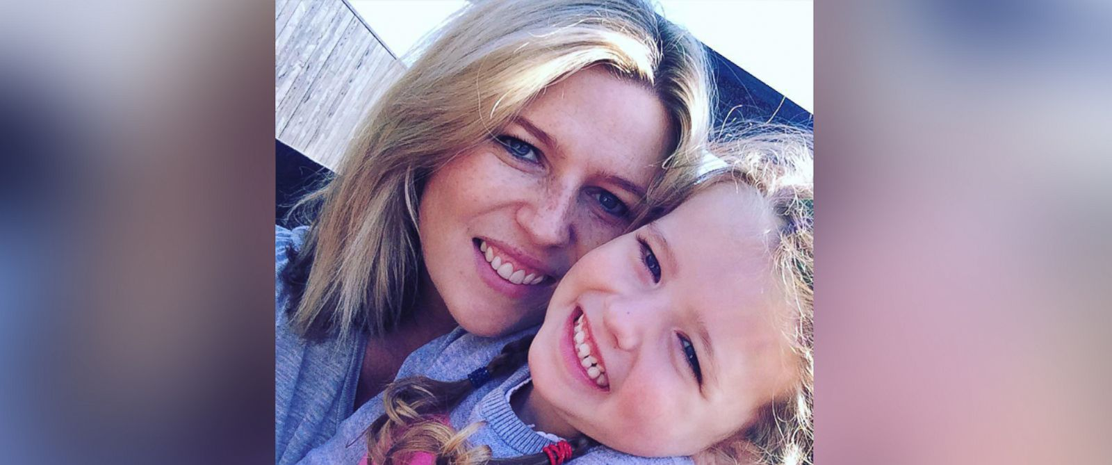 PHOTO: Susan Keogh and her 4-year-old daughter, Faith.