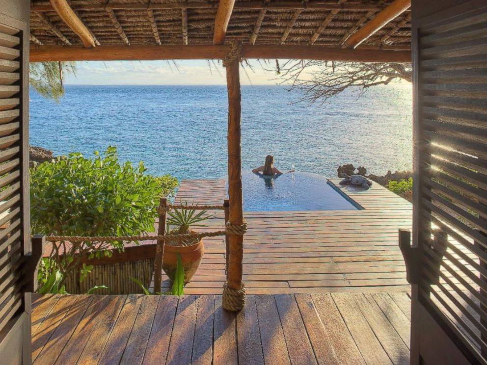 PHOTO:Mozambiques Azura Quilalea Island is a largely uninhabited island for travelers who want a glam experience.