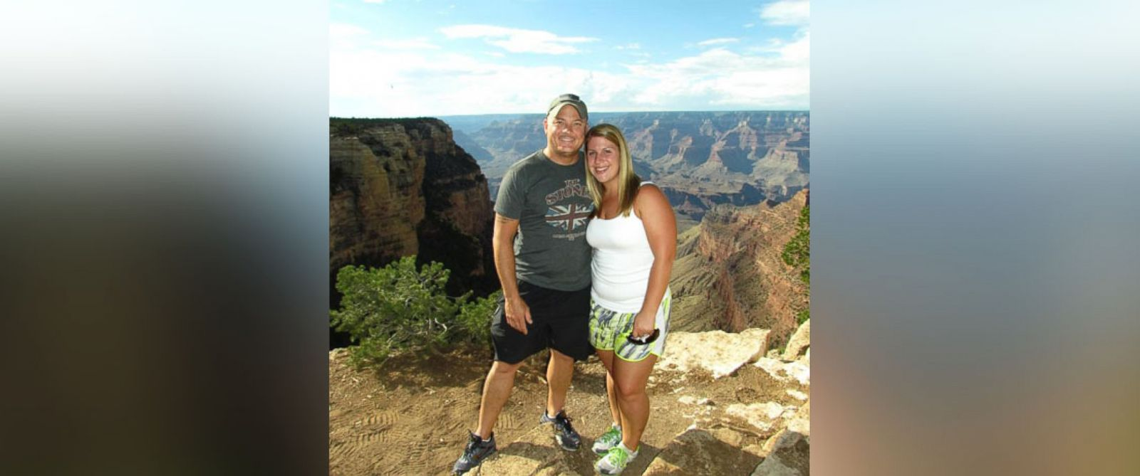 PHOTO: Courtney Hills husband Brian Hill of Sherman, Texas died in a car accident on February 2.