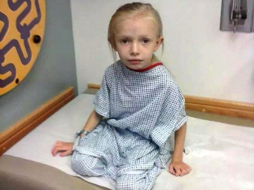 PHOTO: Despite several tests and meetings with doctors, Tami Fausett says she still doesnt know what is ailing her daughter Addie.