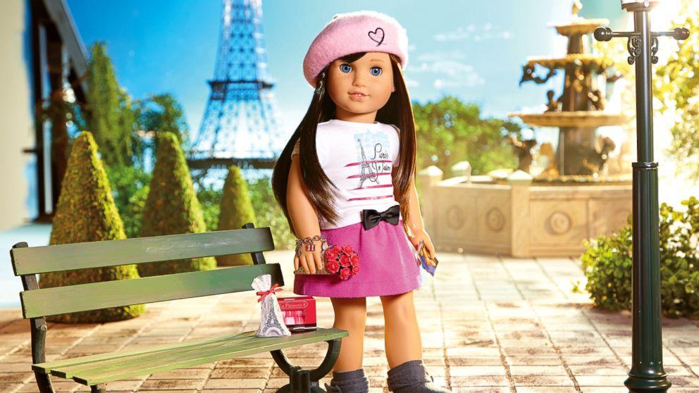 American Girl Movies American Girl's 2015 Girl of