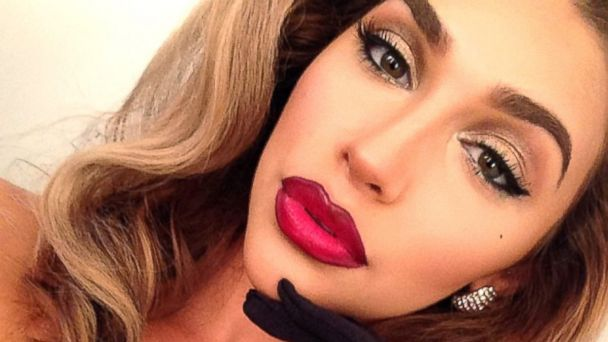 PHOTO: Chantel Jeffries posted this photo of herself to her Instagram.