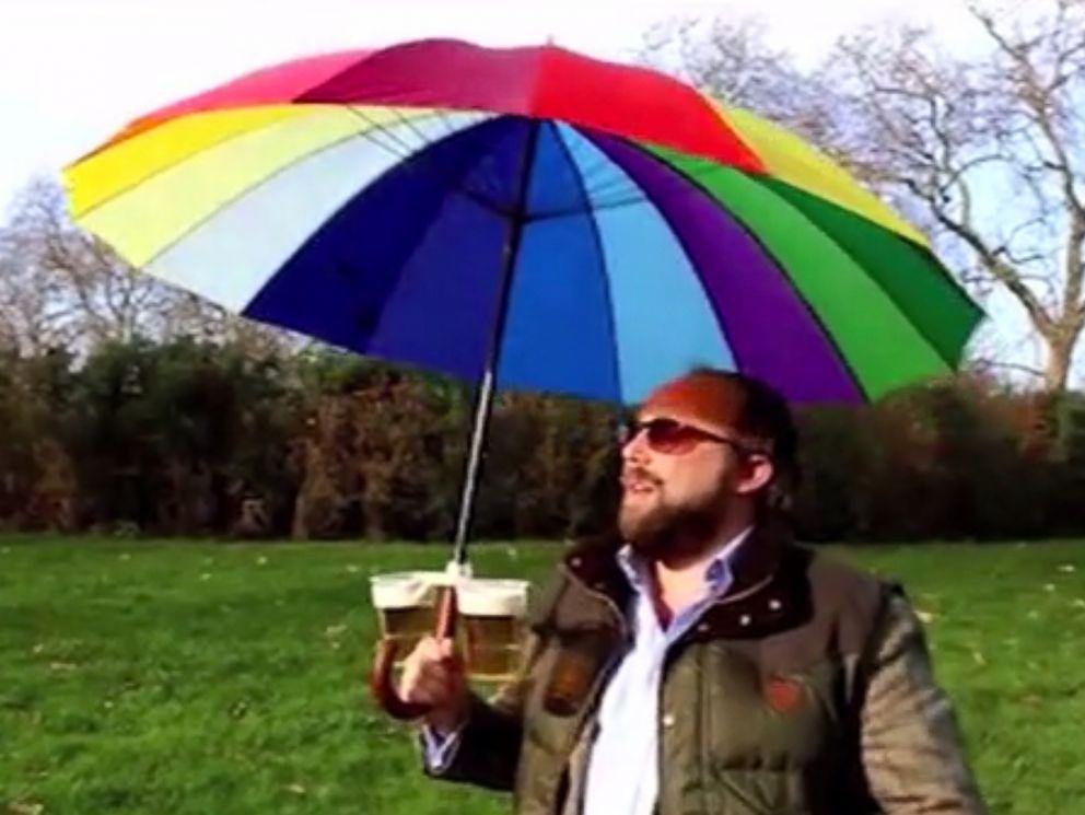 PHOTO: Cool Umbrellas