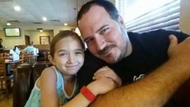 PHOTO: Philippe Morgese and his daughter Emma are seen here in this undated file photo.