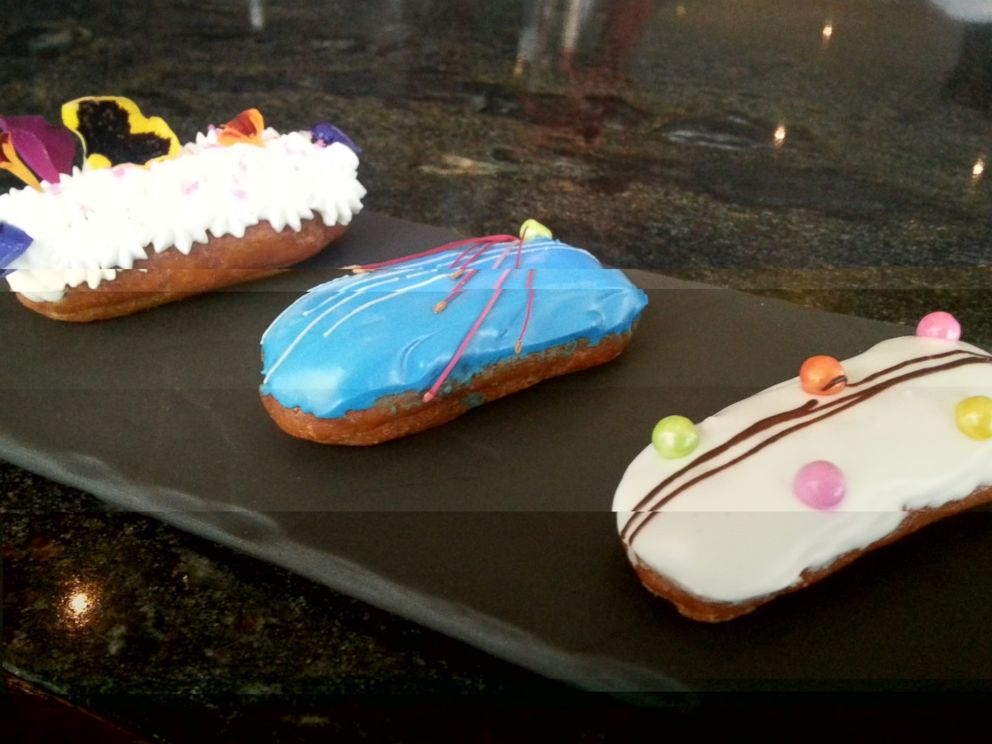 PHOTO: Junes flavors at Measure Lounge at Langham Place, Fifth Avenue