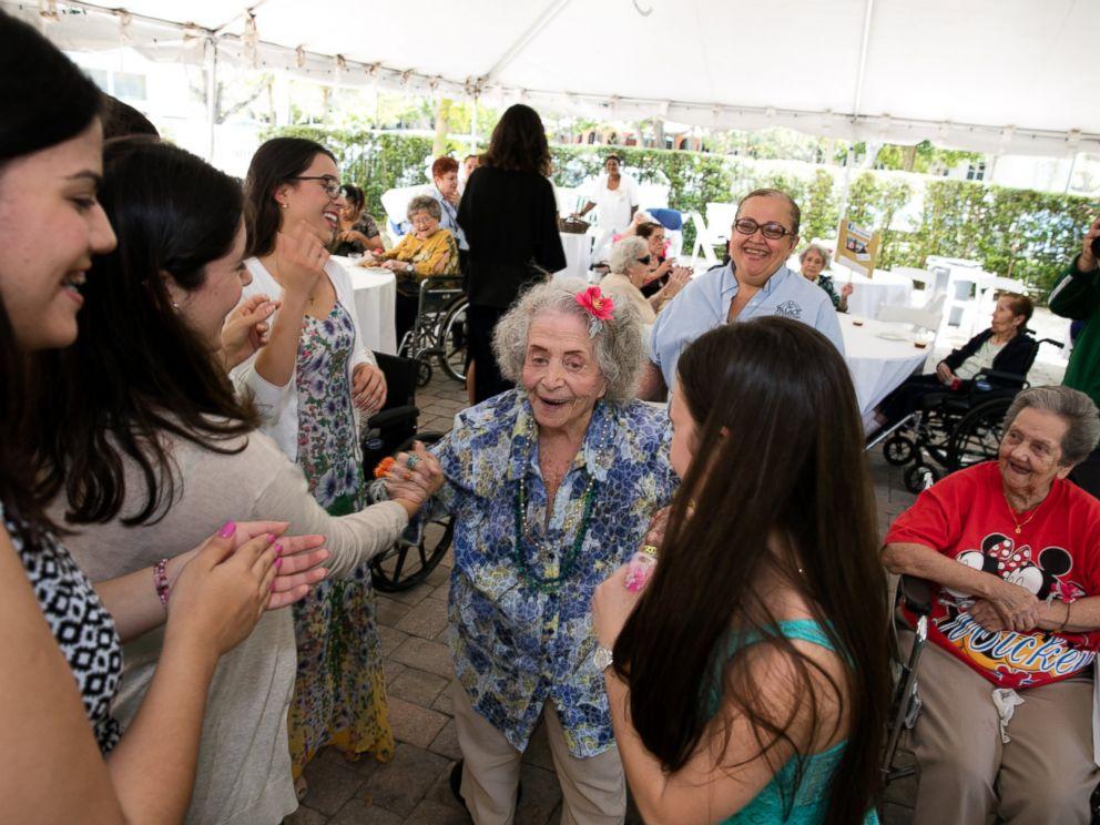 how to get a senior into a nursing home