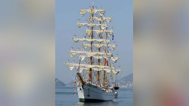 PHOTO: From August 20 to 24, 2014, the Port of Los Angeles will welcome these tall sailing ships