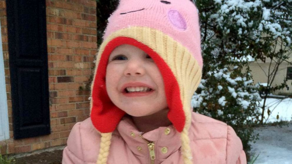 PHOTO: Kate Rhoades, 4, died on Jan. 12 after her fight against pediatric cancer.