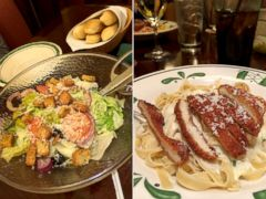 Putting The Olive Garden Never Ending Pasta Pass To Test