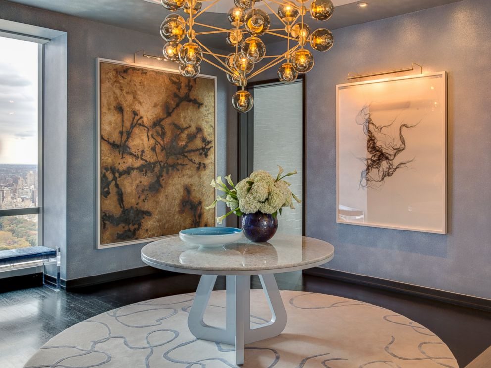 What the most expensive apartment in new york city will for Model houses in new york