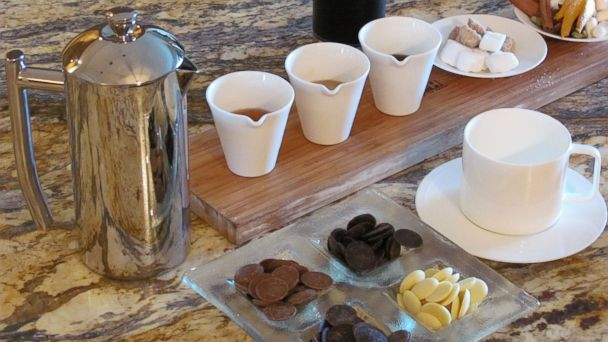 Hot Chocolate Buffet-Style | St. Regis Deer Valley, Utah