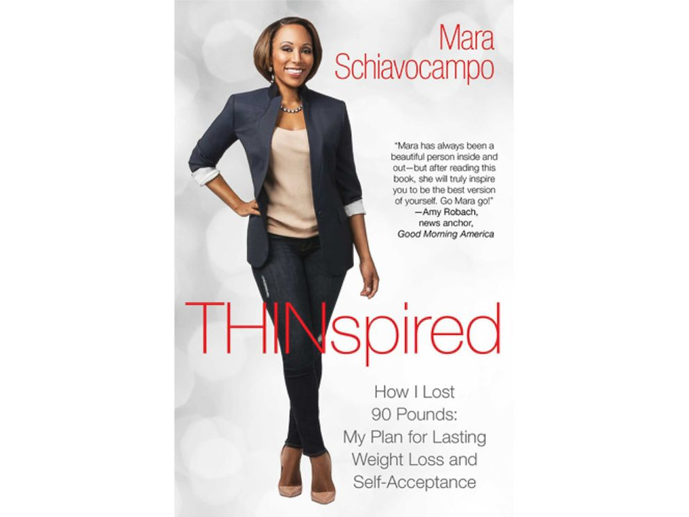 PHOTO: Mara Schiavocampo is an ABC News correspondent and author of the book Thinspired: How I Lost 90 Pounds -- My Plan for Lasting Weight Loss and Self-Acceptance.