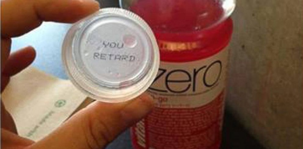 PHOTO: Vitamin water