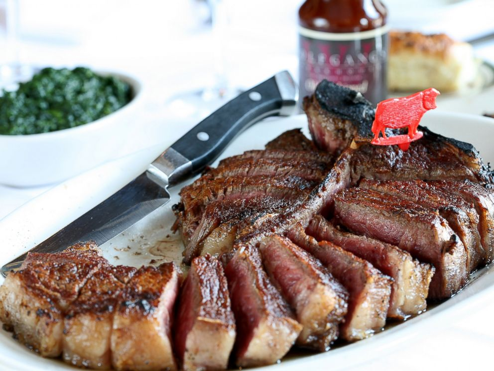 PHOTO: Wolfgang Steakhouse shared the ultimate at home grilling tips.