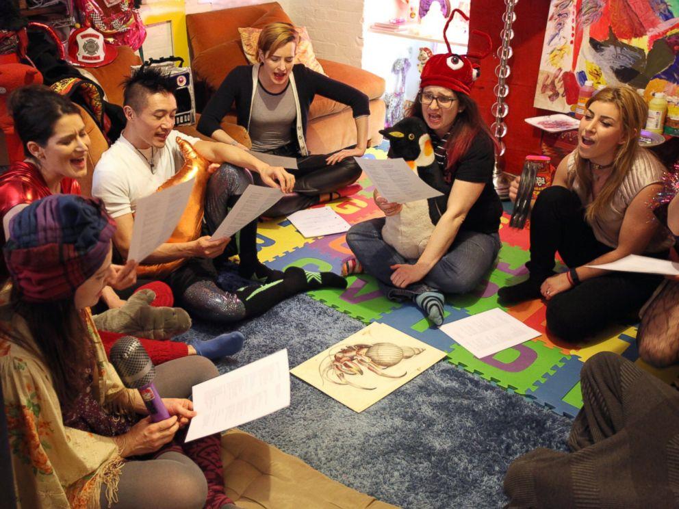 lifestyle grownups bucks attend adult preschool story