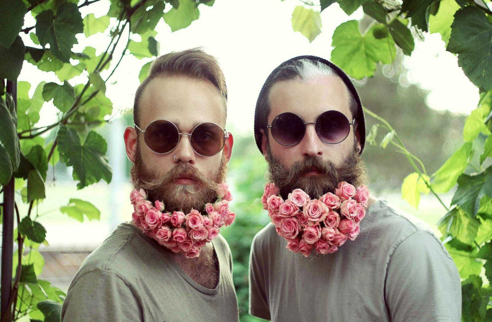 extreme beard grooming photos image 1 abc news. Black Bedroom Furniture Sets. Home Design Ideas