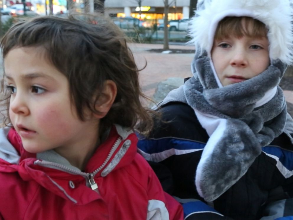 Rafi and Dvora Meitiv were walking home from a park recently in Silver Spring, Maryland, when they were picked up by police for being unsupervised.