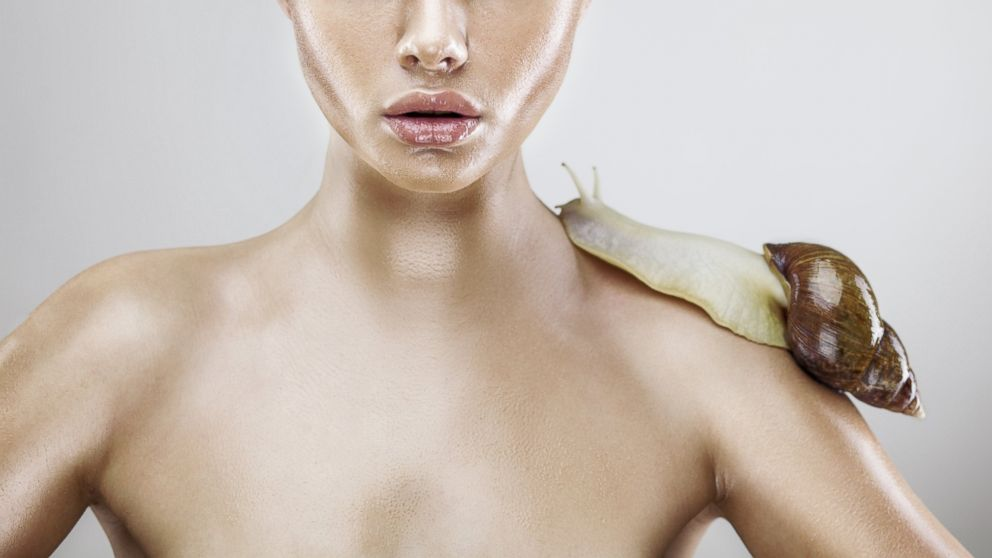 How Snails Can Be Used To Cure Blemishes and Stretch Marks