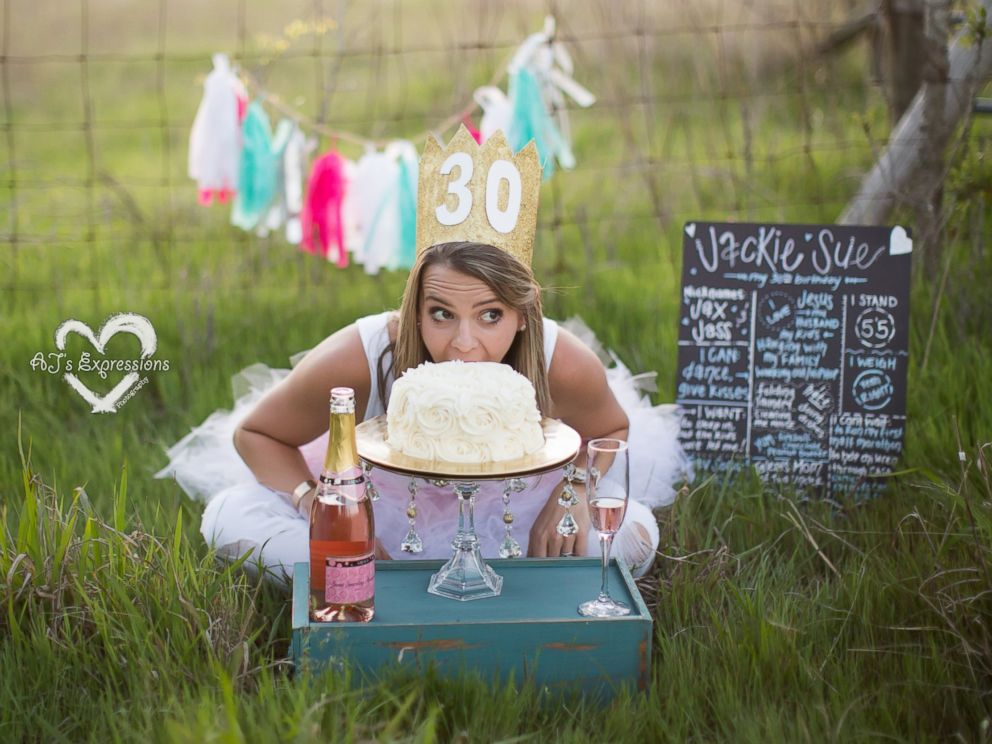 Birthday Fun For Adults : Photographer s adorable adult cake smash photos put the