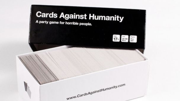 PHOTO: Cards Against Humanity