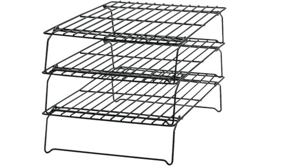 PHOTO: Wilton 2105-459 Excelle Elite 3-Tier Cooling Rack