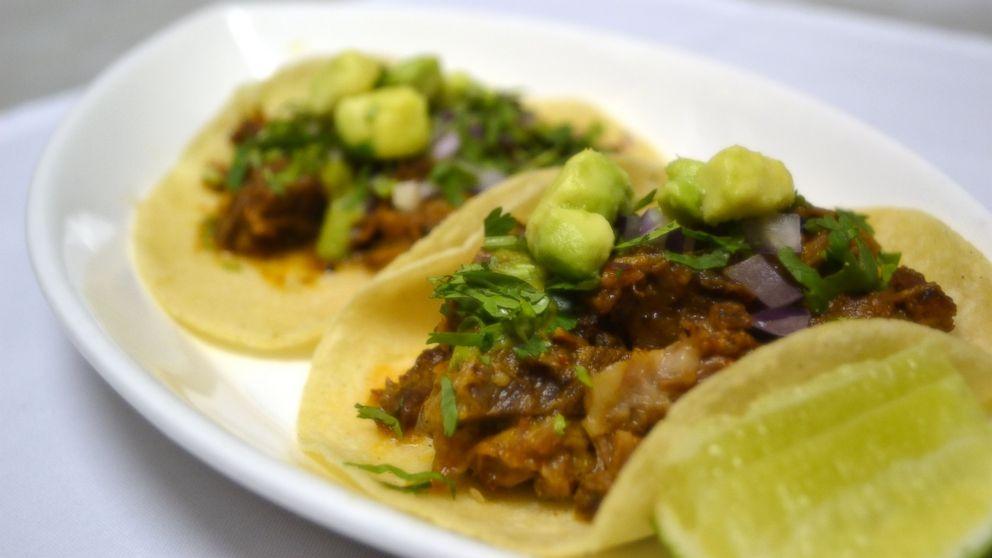 Brisket Tacos Recipe | Toloache | Recipe - ABC News