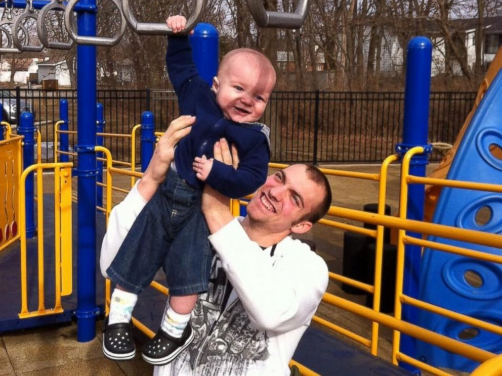 PHOTO: Parker Mantia died at the scene.